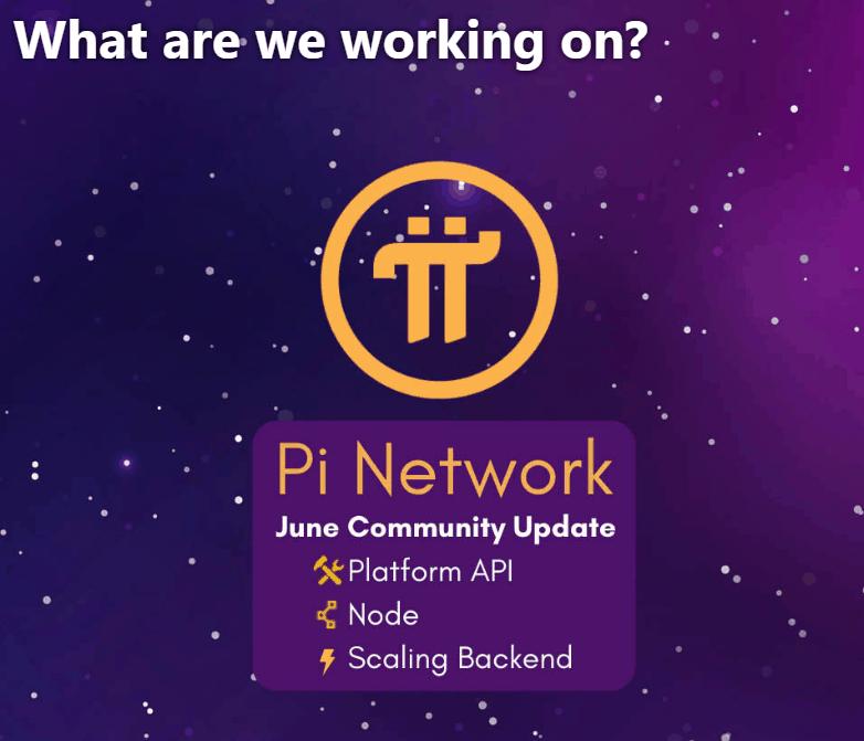 Cập nhật Pi Network 20-06-2020