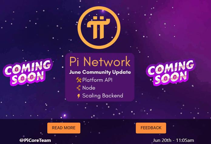 Tiện ích Pi Network