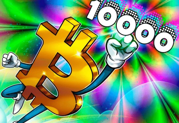 Bitcoin vượt 1000$