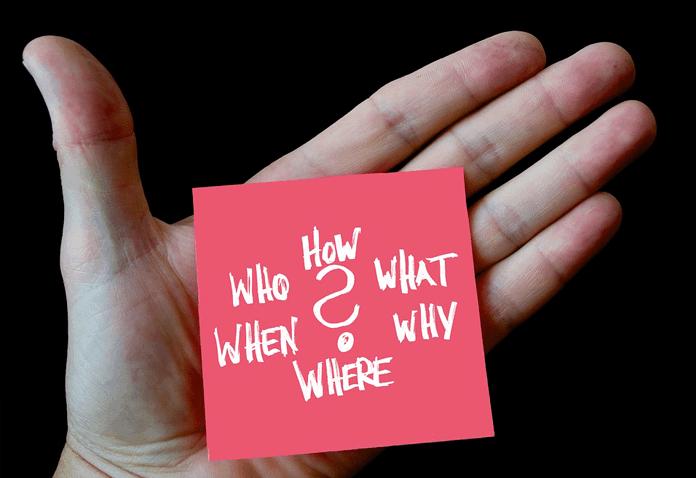 Luôn hỏi tại sao và lý do gì?