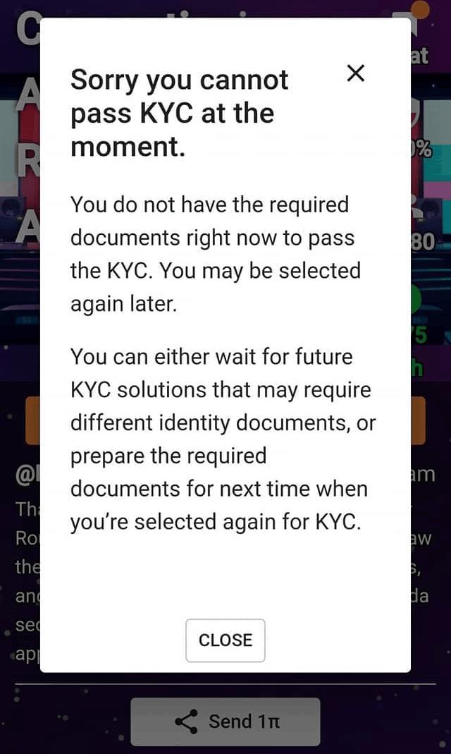 Trường hợp không có Passport