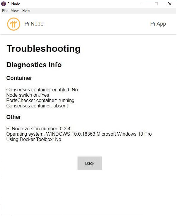 Node Node chưa được mời thử nghiệm Testnet