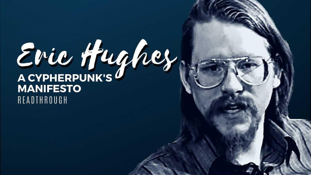 Eric Hughes là một nhà toán học người Mỹ, lập trình viên máy tính và cypherpunk