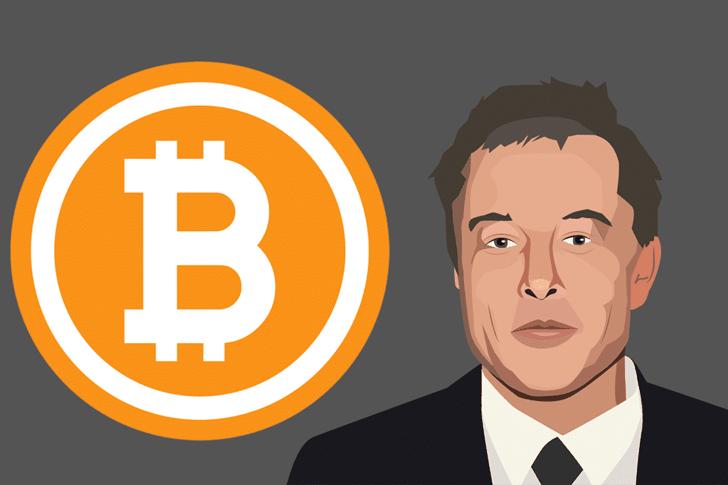 """Elon Musk đã """"ép"""" Bitcoin lên 37.000$ với một đề cập trên Twitter của mình"""