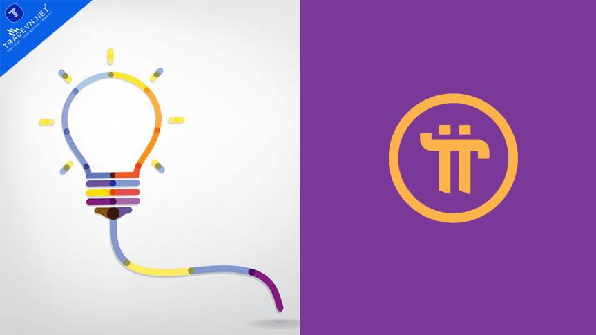 Pi là một ý tưởng mới, một khái niệm khai thác mới và cách định giá mới
