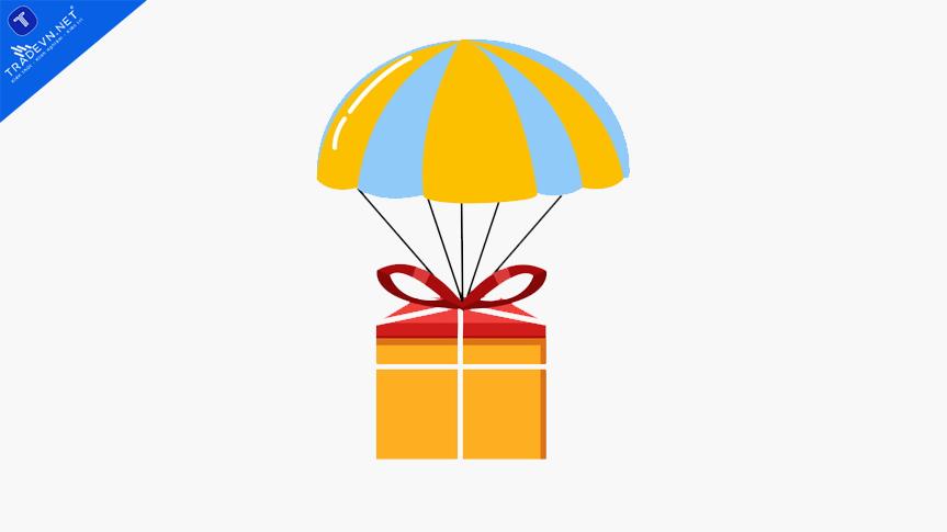 Airdrop là gì? Cần chuẩn bị những gì để kiếm tiền miễn phí từ Airdrop?