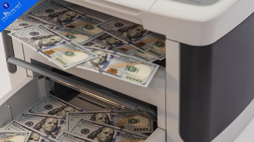 Cách in tiền từ không khí bằng công nghệ Blockchain