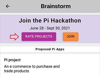 Đánh giá các dự án Pi Hackathon