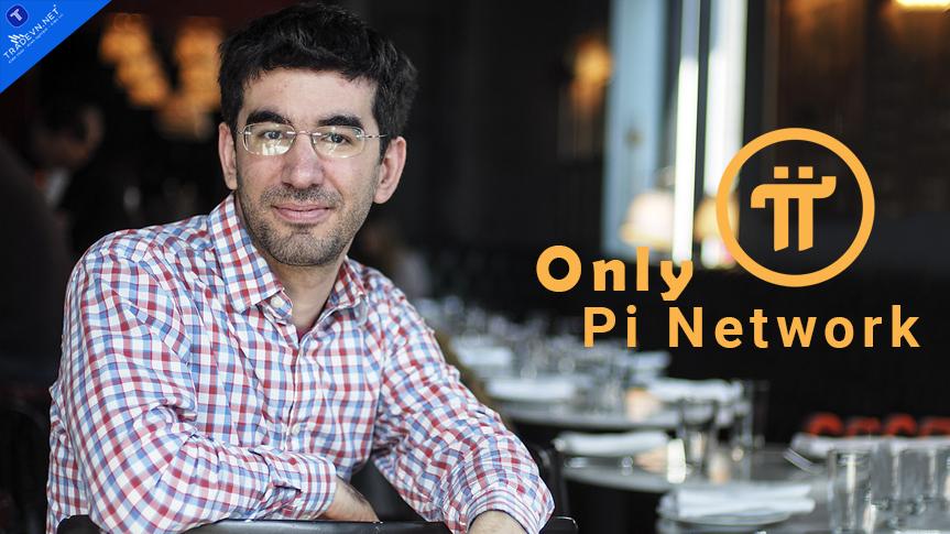 Nicolas một lần nữa khẳng định: Chỉ có Pi Network