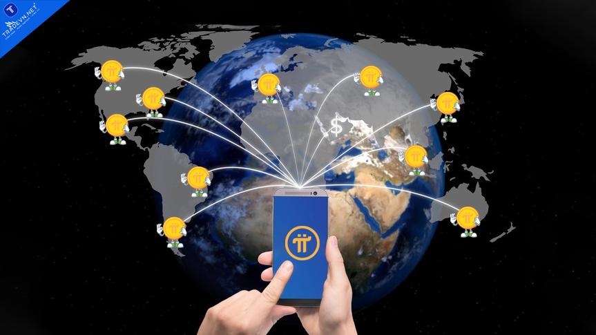 Tốc độ giao dịch Pi Testnet